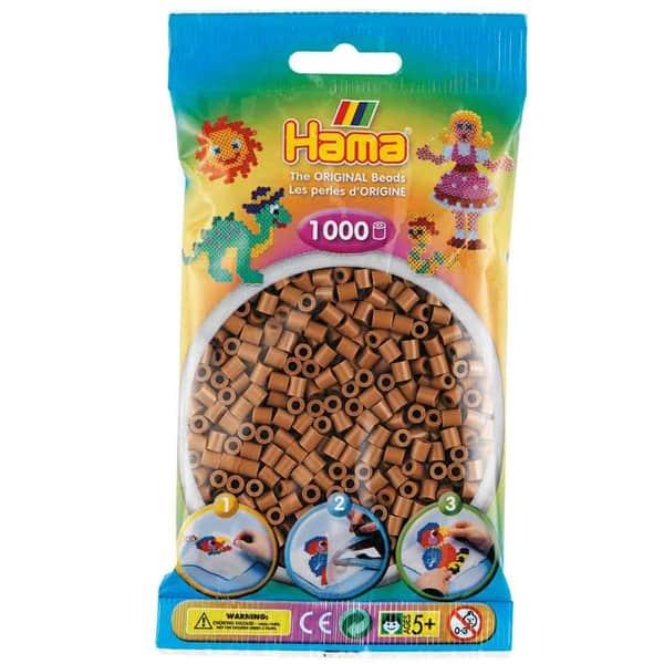 Hama bag of 1000 - Brown