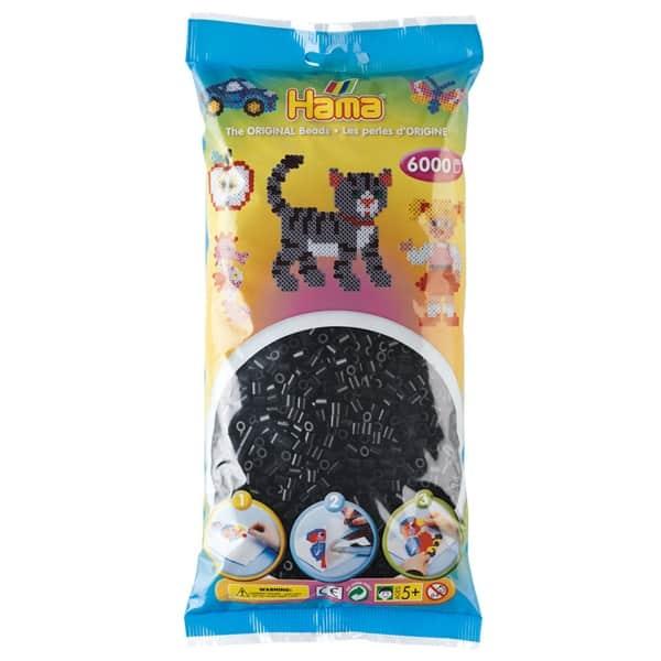 Hama bag of 6000 - Black