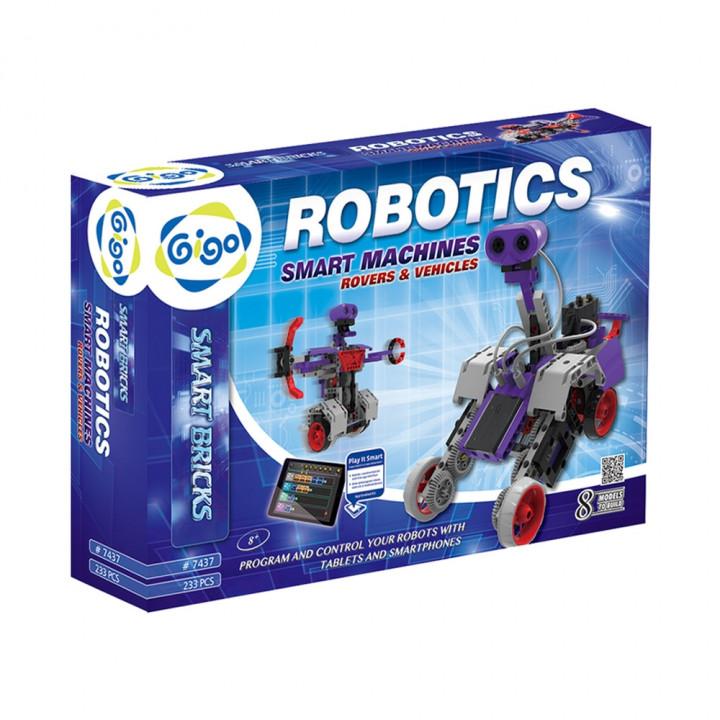 Robotics Smart Machines Rovers and Vehicles - Gigo