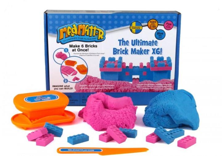 Mad Mattr Ultimate Brick Maker x 6 set