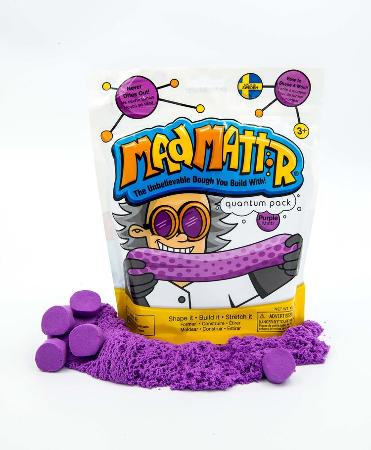 Mad Mattr Quantum Pod 283gr - Purple