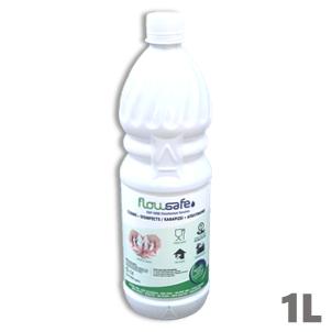 FlowSafe® OSP5000 1 Λίτρα Απολυμαντικό Αδιάλυτο Παρασκευάζει έως 51 λίτρα έτοιμο προς χρήση διάλυμα - 1L