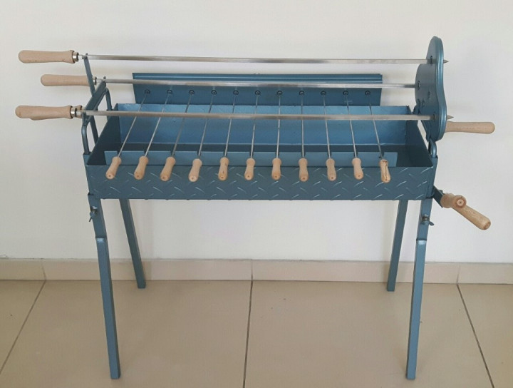 BBQ STANDARD - 70 CMS LONG (COOKING AREA)