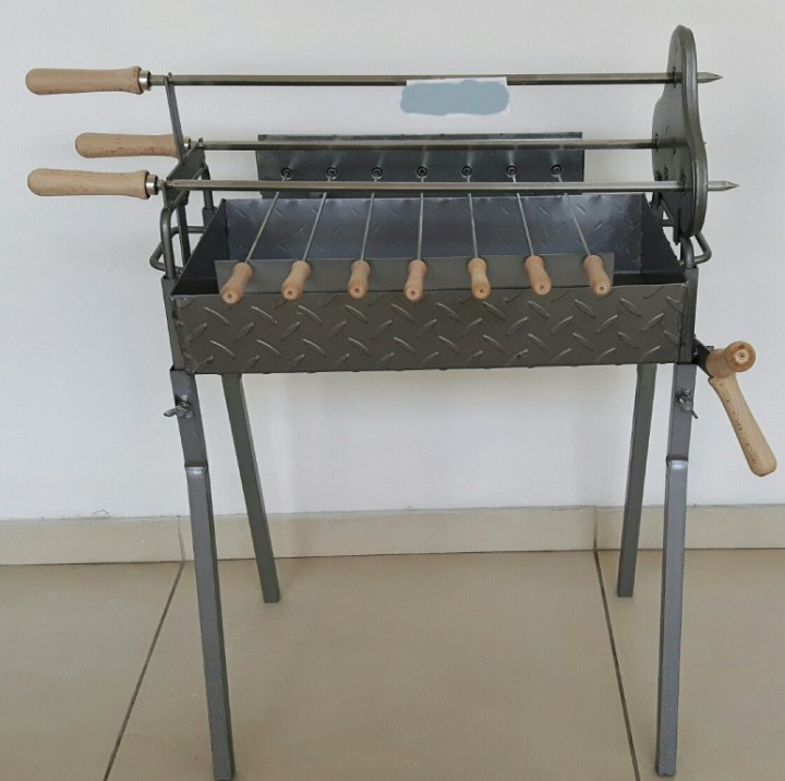 BBQ SMALL - 50 CMS LONG (COOKING AREA)
