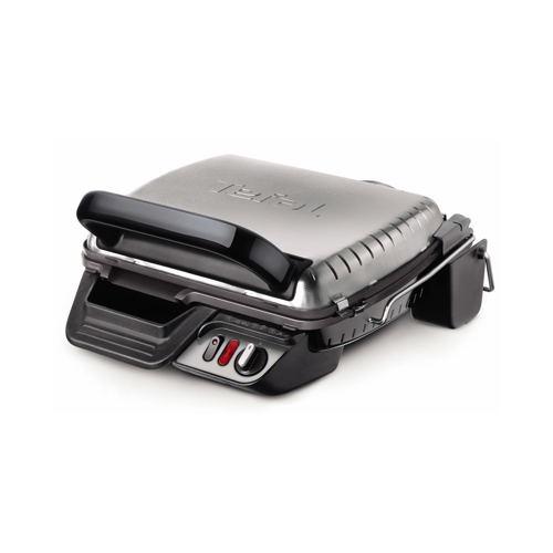 TEFAL LUXURY ULTRA COMPACT HEALTH MEAT GRILL - S/S