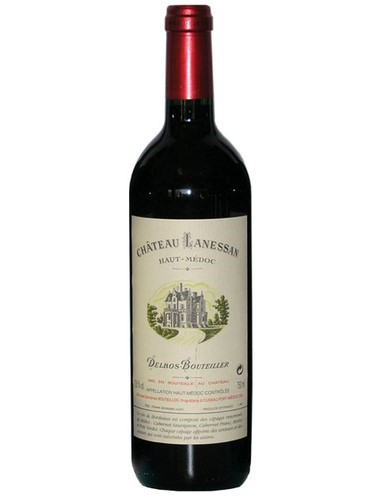 CHATEAU LANESSAN, HAUT MEDOC, 2008 - RED