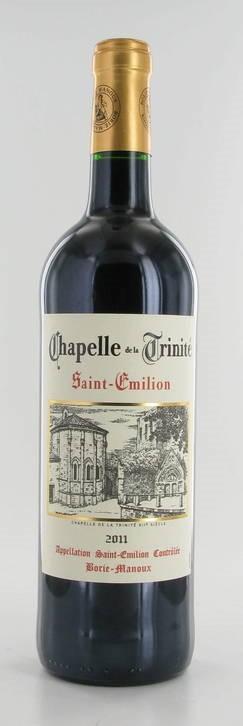 CHAPELLE DE LA TRINITE, ST EMILION - RED