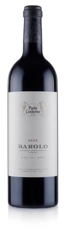 PAOLO CONTERNO, BAROLO RIVA DEL BRIC 2013  - RED