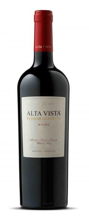 ALTA VISTA TERROIR SELECTION MALBEC 2013 - RED