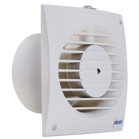 WALL AXIAL FANS FOR SMALL PREMISES WITH TIMER