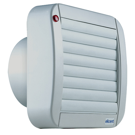 WALL AXIAL FANS AUTOMATIC SHUTTERS