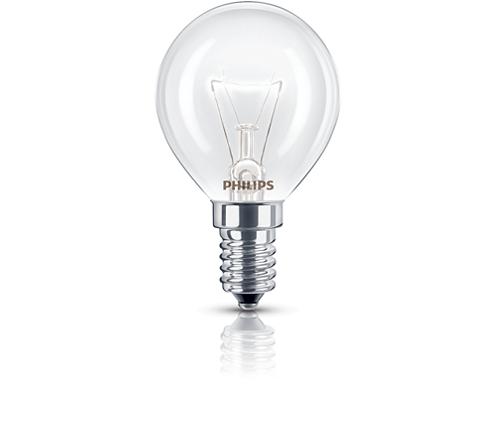 Incandescent appliance bulb