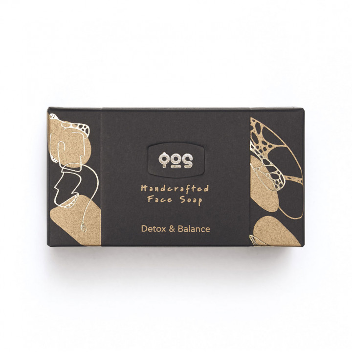 Handcrafted Face Soap - Detox & Balance