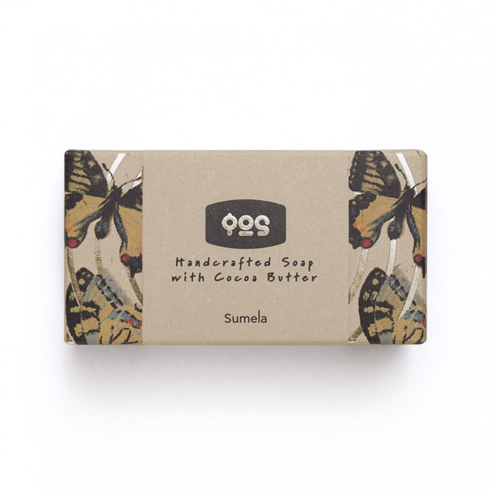Handcrafted Soap with Cocoa Butter - Sumela