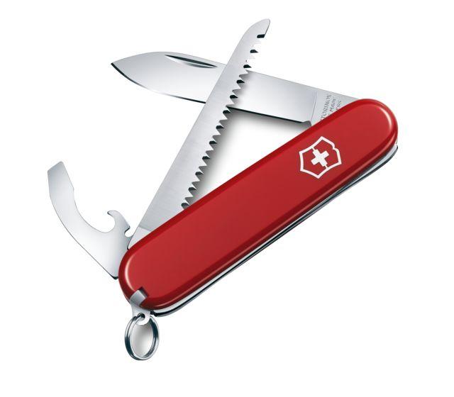 SWISS ARMY KNIFE 84mm WALKER RED