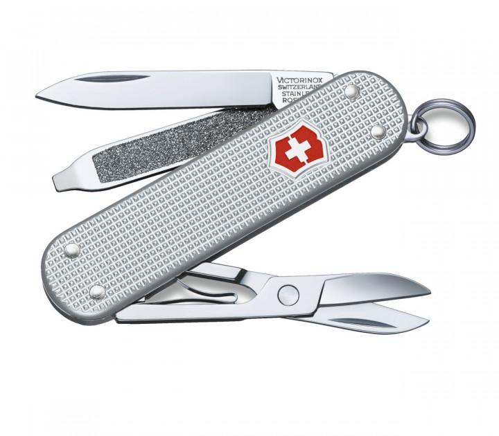 SWISS ARMY KNIFE 58mm CLASSIC ALOX