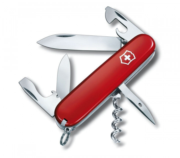 SWISS ARMY KNIFE 91mm SPARTAN RED