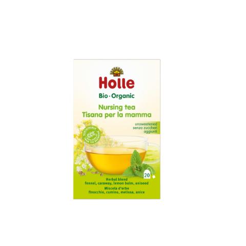 HOLLE NURSING TEA 30G BIO