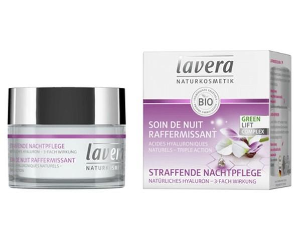 LAVERA NIGHT CREAM WHITE TEA 50ML