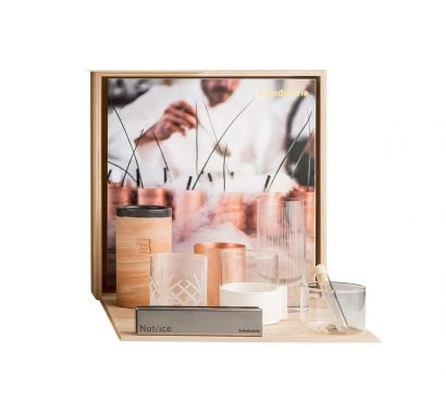 Gastronomic Box  Experimental Cocktail