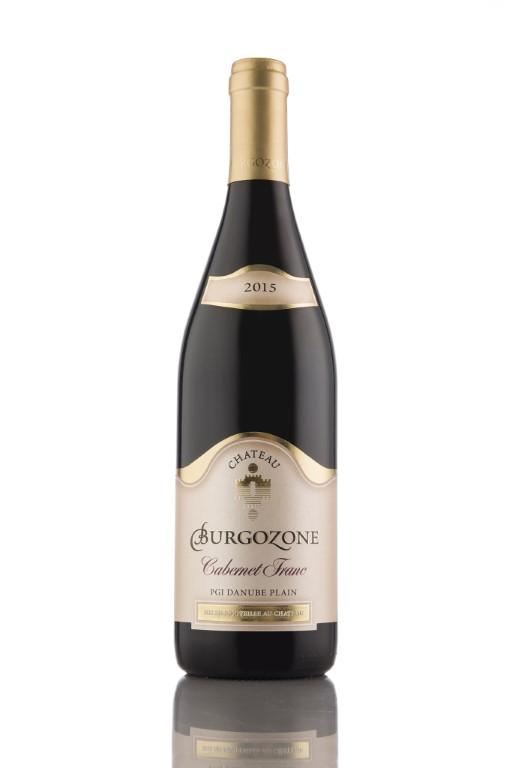 Chateau Burgozone CABERNET FRANC 2017  - Red - 750ml
