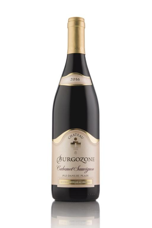 Chateau Burgozone CABERNET SAUVIGNON 2017 - Red - 750ml