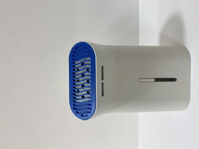 Mini Portable Air Purifier White