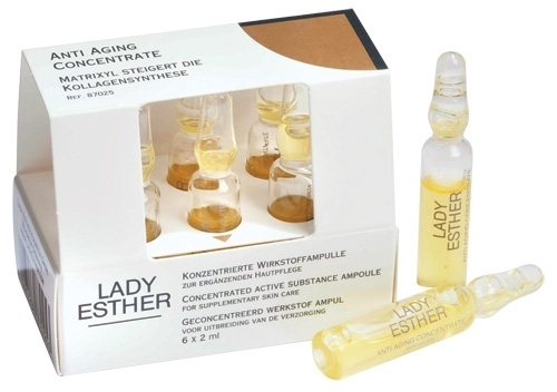 Anti-Ageing Concentrate Ampoules 6 x 2 ml