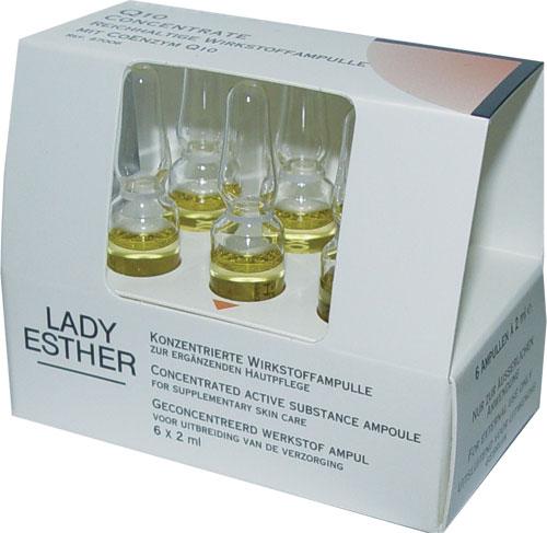 Co enzyme Q-10 Ampoules (6 x 2 ml)