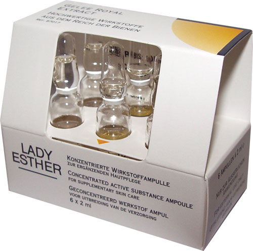 Gelee Royale Extract Ampoules (6 x 2 ml)
