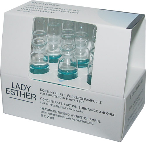 Hyaluron Ampoules (6 x 2 ml)