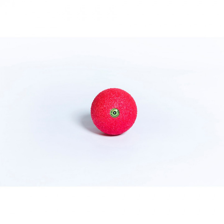 BLACKROLL Ball - 8 cm - KEEPITFUNCTIONAL Signature Series  - Red/black