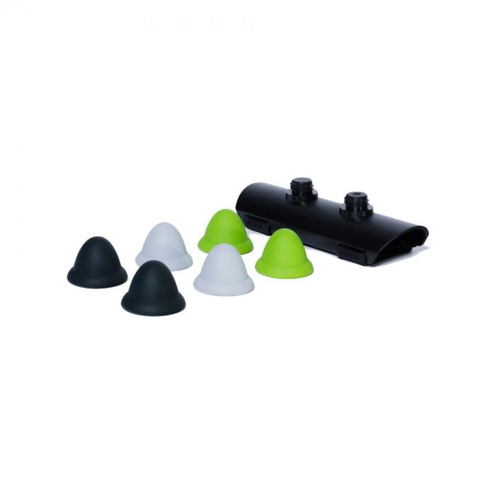 BLACKROLL Deep Releazer (Add-on for BLACKROLL Releazer)  - Black/white/green
