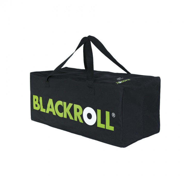 BLACKROLL TRAINER BAG  - Black/green