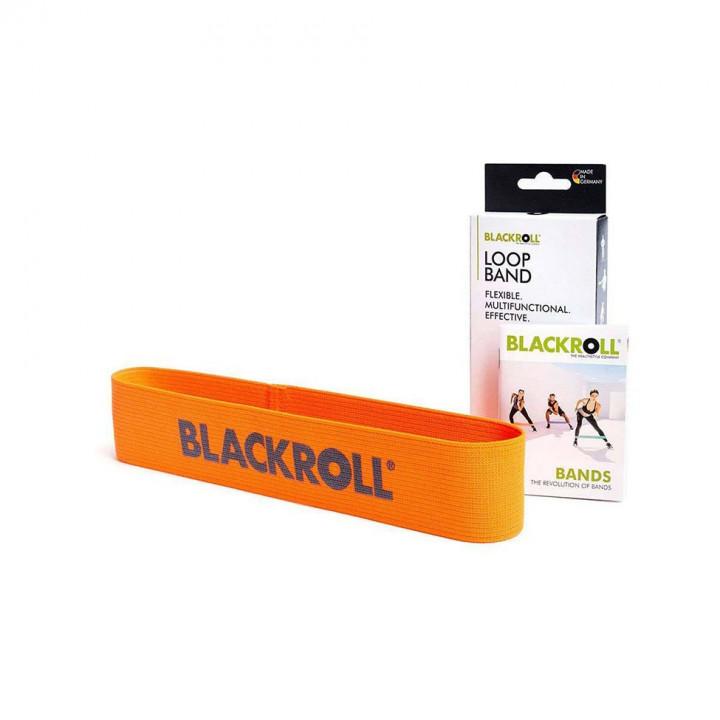 BLACKROLL Loop Band - Light  - Orange