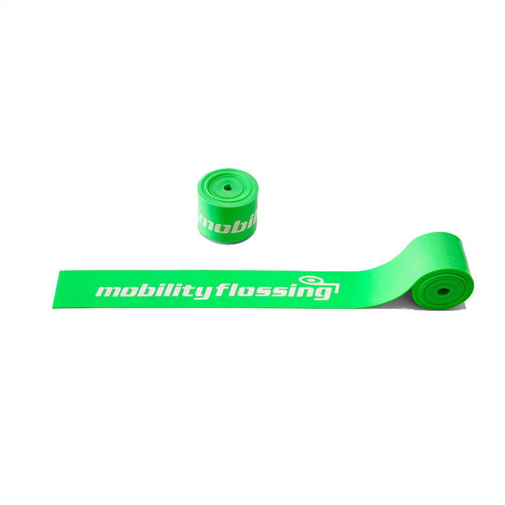Mobility Flossing Flossband - Green - 2,13 m x 5 cm x 1,3 mm (single)