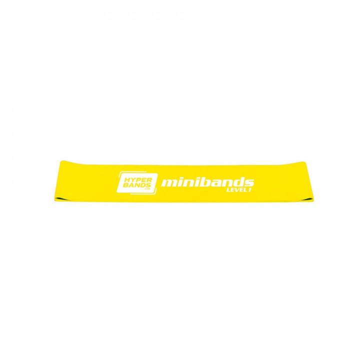 Hyperbands Minibands - Light (Yellow)