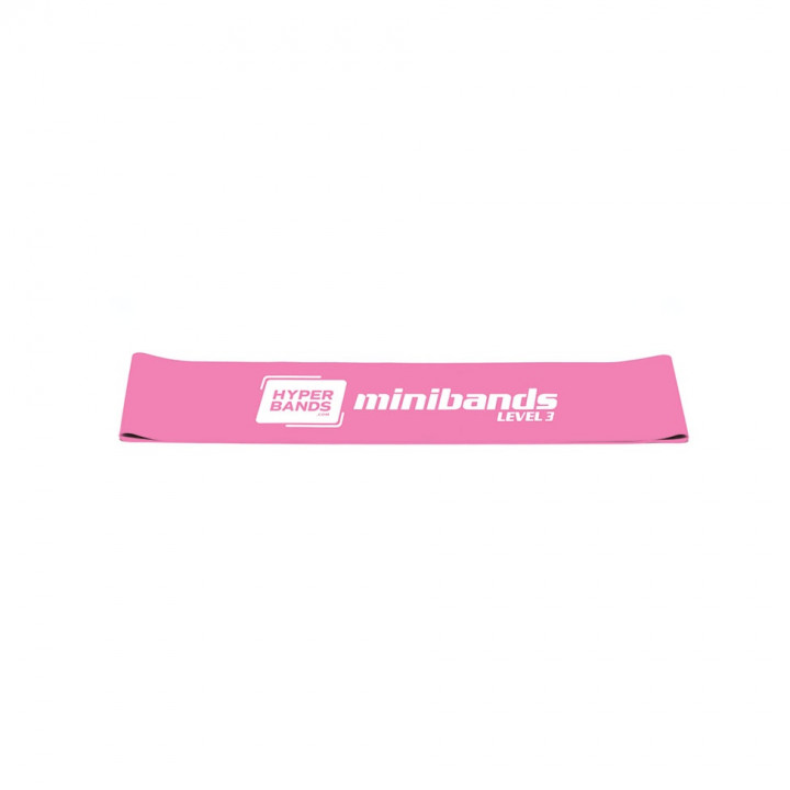 Hyperbands Minibands - Heavy (Pink)