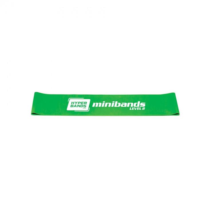 Hyperbands Minibands - Medium (Green)
