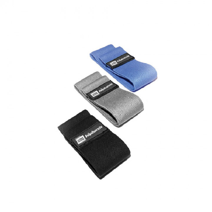 Hyperbands Hipbands - L - 38cm (Black)