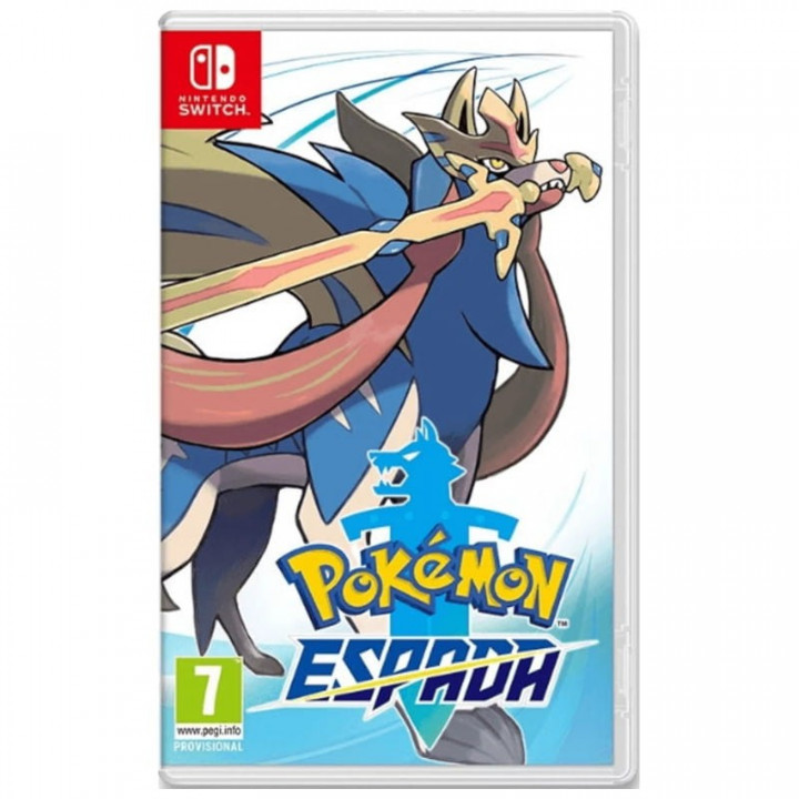 Pokemon Sword ( NS )