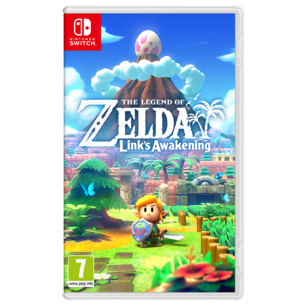 THE LEGEND OF ZELDA: LINK'S AWAKENING ( NS )