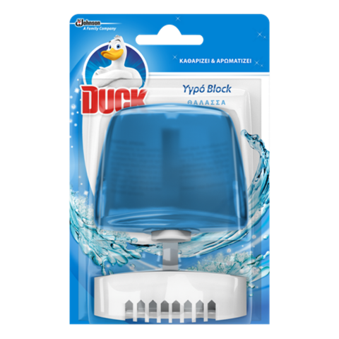 DUCK LIQUID CAGE BLUE 55ML
