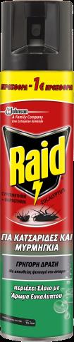 RAID CIK EUCALYPTUS 400ML