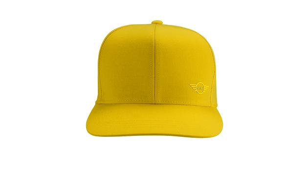 MINI Cap Signet  - Yellow