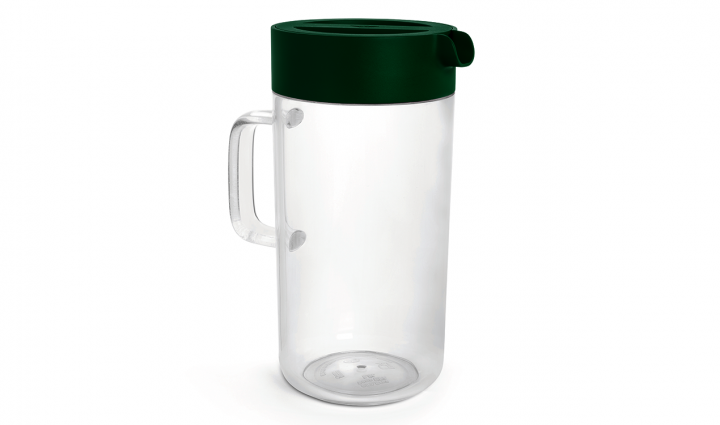MINI Ice Tea Jug Color Block - Green