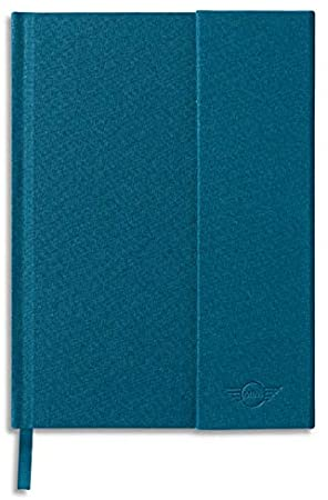 MINI notebook cloth-bound - Island