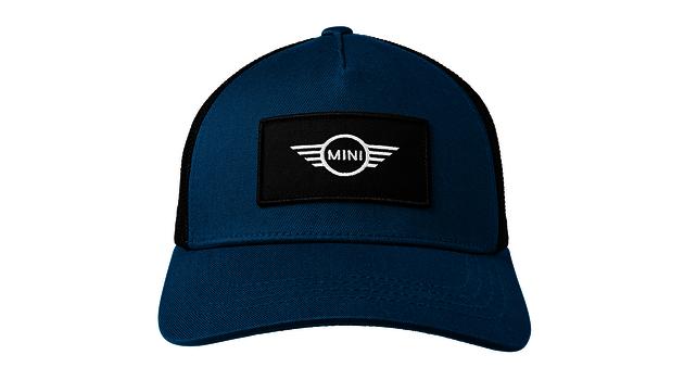 MINI cap trucker logo patch - Island