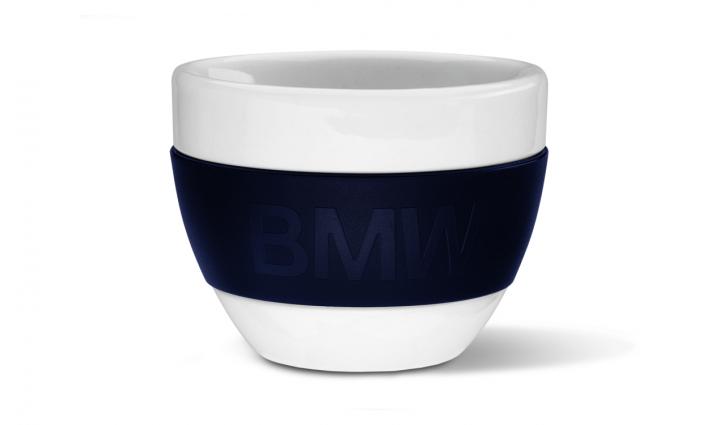 BMW design espresso cup