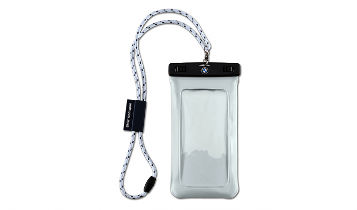 BMW Yachtsport mobile phone cover - White